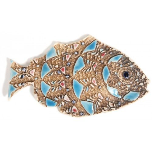 Porselen Balık - 1