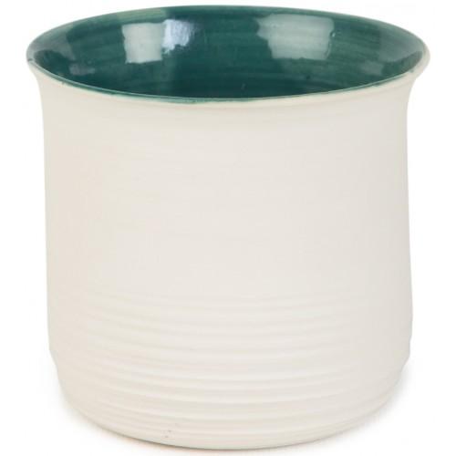 Porselen Bardak - Yeşil