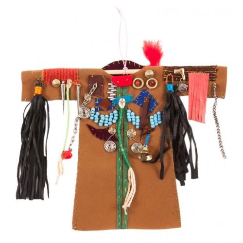 Şaman Pembe Tüylü