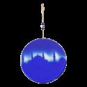 Ayasofya Kobalt Mavi Cam Duvar Süsü