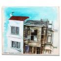 Arnavutköy Komşularım iPad Mini Kılıfı/Cüzdan