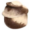 Keçe Şapka - Bej