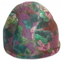 Keçe Şapka - Renkli