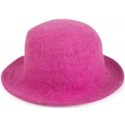 Keçe Şapka - Pembe