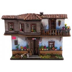 Minyatür Tarihi Osmanlı Evi
