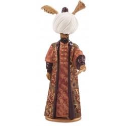 Kanuni Sultan Süleyman Kurşun Asker Figürü