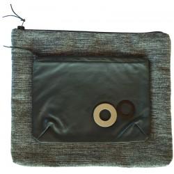 iPad Çantası - Koyu Gri