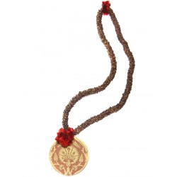 Ottoman Carnation Medallion Necklace