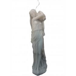 Romalı Kadın Heykel Mum