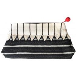 Kutnu Çanta - Siyah