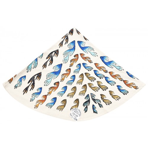 Bedri Rahmi Maya Bird Table Cloth