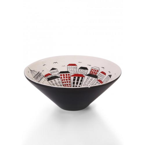 Galata View Ceramic Bowl