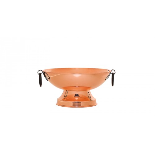 Arinna Copper Mini Pedestal Bowl