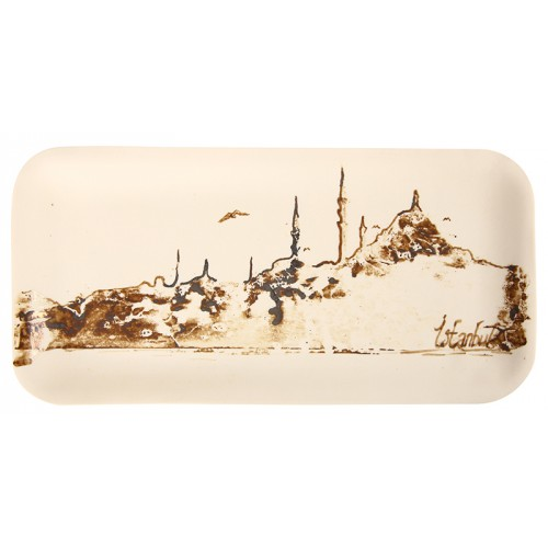 Hagia Sophia Tray - Brown