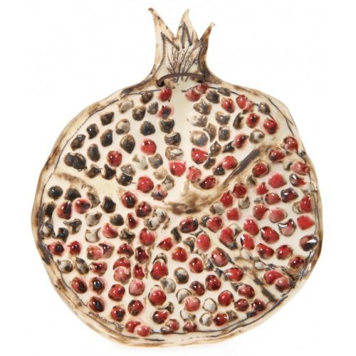 Porcelain Pomegranate - 1