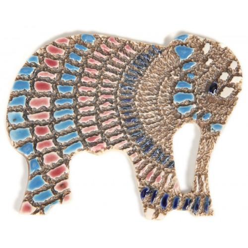 Porcelain Elephant - 1