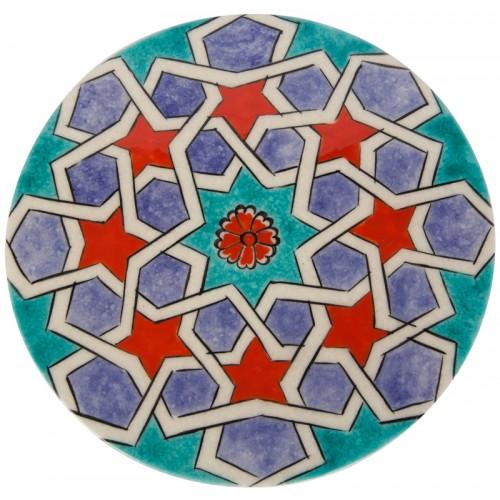 Ceramic Hot Pad - Star Transition