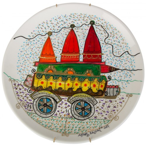 Porcelain Plate 2