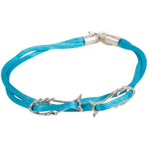 Fish Silver Bracelet - 2