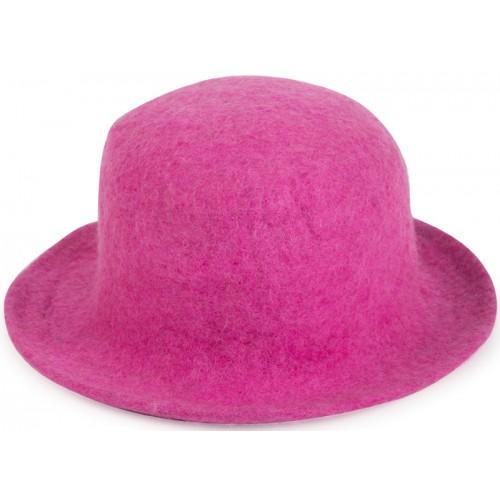 Felt Hat - Pink