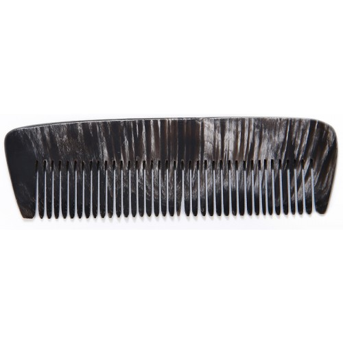 Horn Comb for Mustache