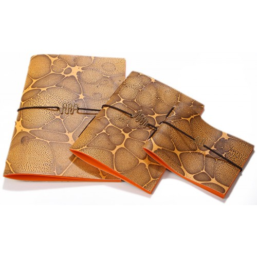 Trio Marbling Art Notebook Set - 4