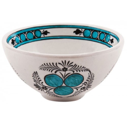 İznik Ceramic Bowl wıth Çintemani Pattern