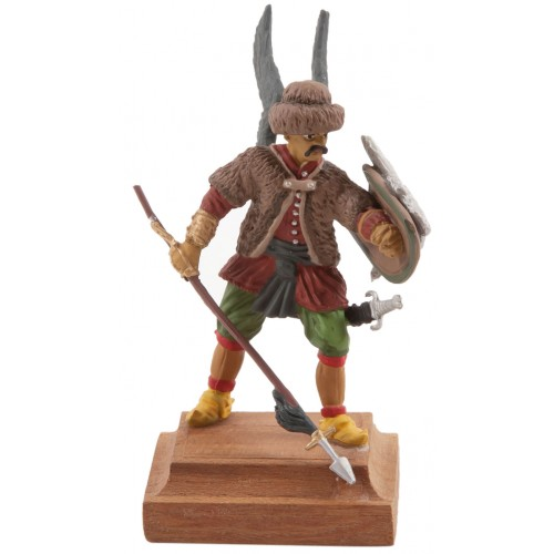 Toy Soldier Raider Figure