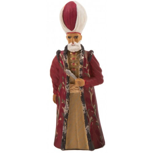 Sultan Mahmut the 2nd Set - Agha of Janissary Figure