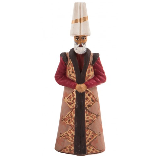 Sultan Mahmut the 2nd Set - Grand Vizier Figure