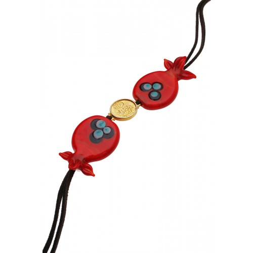 Abundance Glass Bracelet