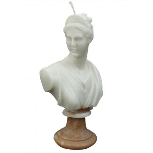 Diana Sculpture Candle