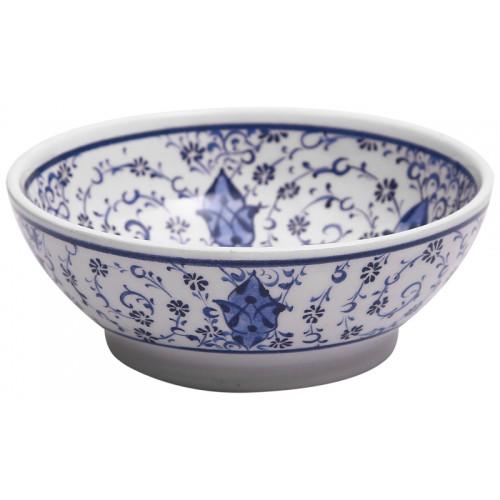 Golden Horn Ceramic Bowl - Small
