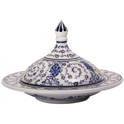 Golden Horn Palace Turkish Delight Bowl - Big