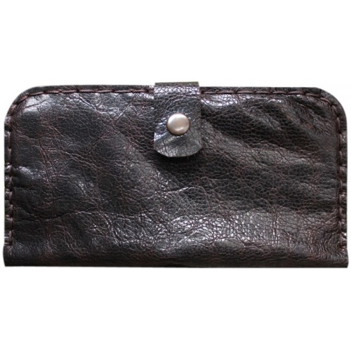Leather Wallet for Her - Bitter