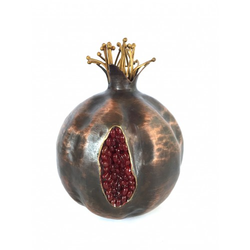 Copper Pomegranate
