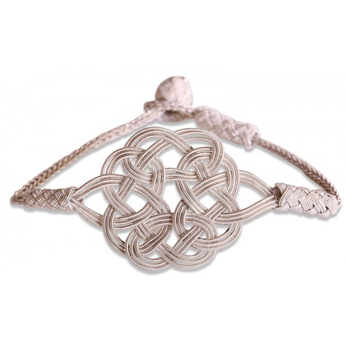 Kazaziye 'Sems' Silver Bracelet