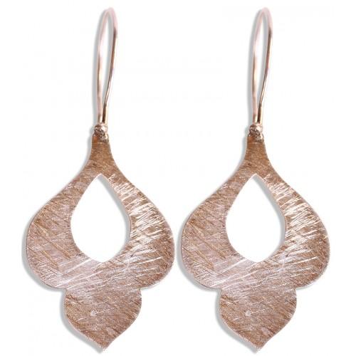 Iznik Silver Earrings
