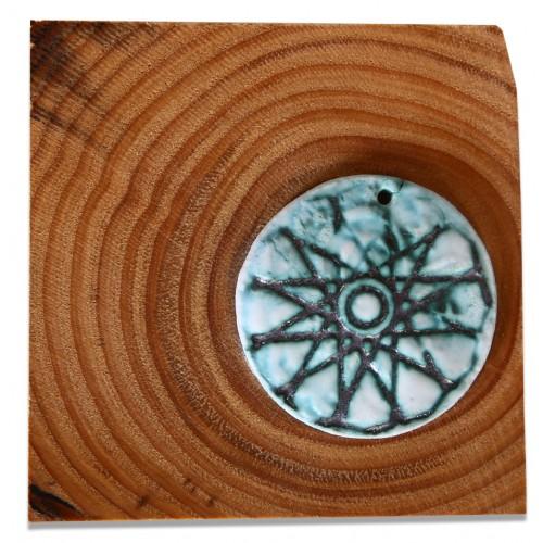 Evil Eye Ceramic Tablet - 2