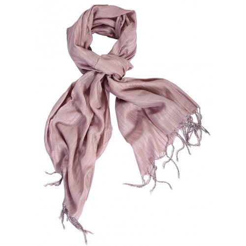 Silk Scarf - Pink