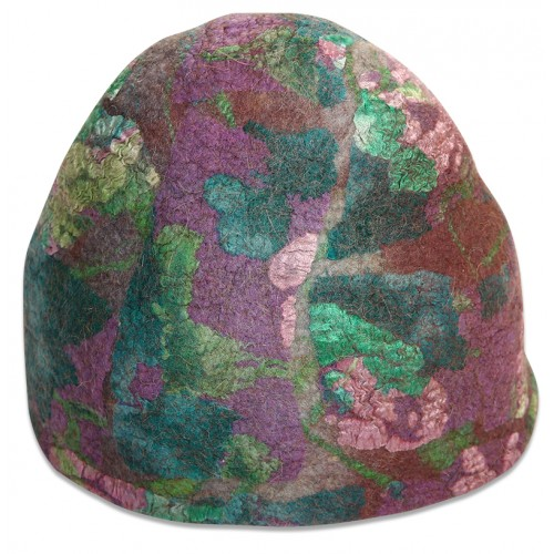 Colored Felt Hat