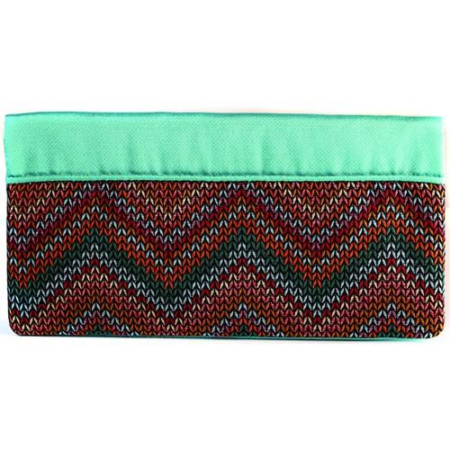 Turquoise Kilim Clutch Bag