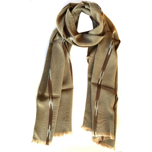 Kutnu Scarf - Brown