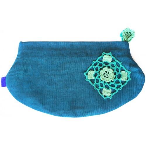 Kutnu Wallet - Blue, Elliptical