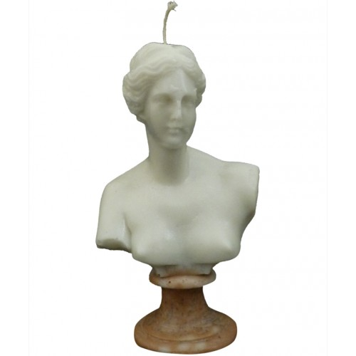 Venus Sculpture Candle