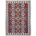 A Hand of Flowers Kilim - Weaved by Fehime Kurt