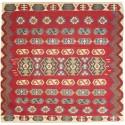 Kaşuri Kilim - Weaved by Fatma Tomay