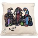 Eren Eyüboğlu Three Beauties Pillow Slip