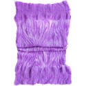 Light Purple Felt Scarf