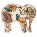 Porcelain Elephant - 3